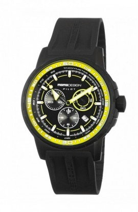 Watch MomoDesign Pilot Chrono MD1164BK-05YW