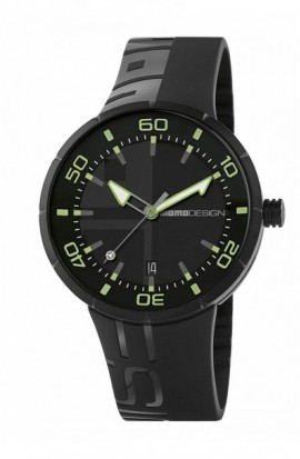 Watch MomoDesign Jet Black 3H MD2298BK-31