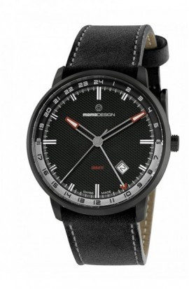 Watch MomoDesign Essenziale Gmt MD6005BK12
