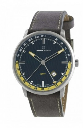 Watch MomoDesign Essenziale Gmt MD6005SS-32