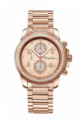 Watch Thomas Sabo Glam Chrono WA0202-265-208
