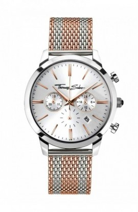 Reloj Thomas Sabo Rebel Spirit Chrono WA0287-283-201