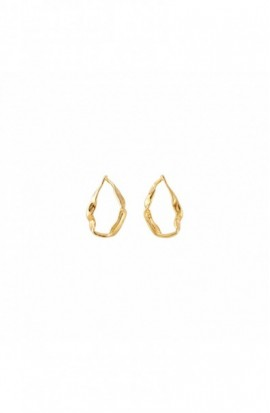 Earrings Uno de 50 Tide Gold PEN0627ORO0000U