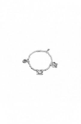 Bracelet Uno de 50 Elastic Love PUL1288MTL0000M