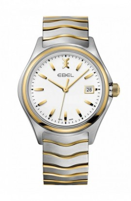 Watch Ebel Wave White 1216203