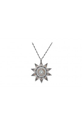 Necklace Raive Sun C364
