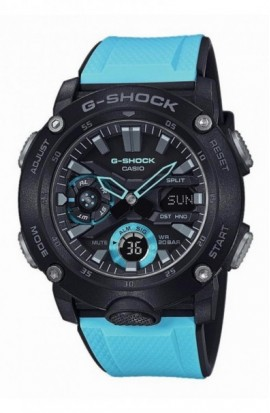 Watch Casio G-Shock GA-2000-1A2ER