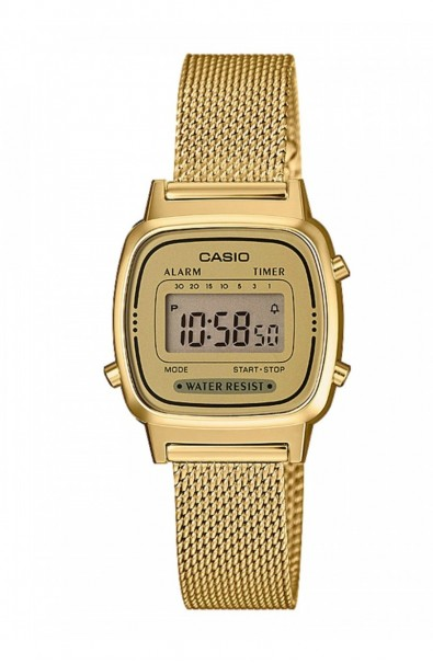 Reloj Casio Retro Vintage LA670WEMY-9EF