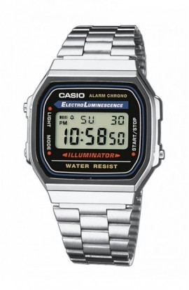 Watch Casio Vintage A168WA-1YES
