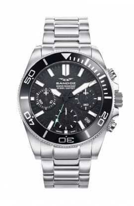 Watch Sandoz Diver Chrono 81395-57