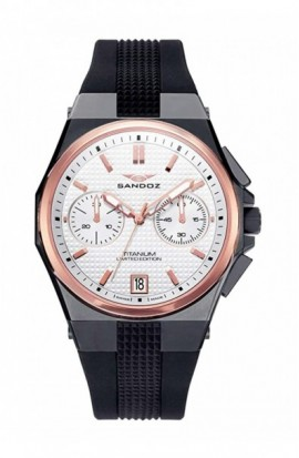 Watch Sandoz Titanium Limited Edition 81419-07