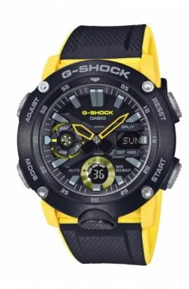 Watch Casio G-Shock GA-2000-1A9ER