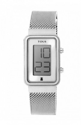 Rellotge Tous Digisquared Mesh 000351520