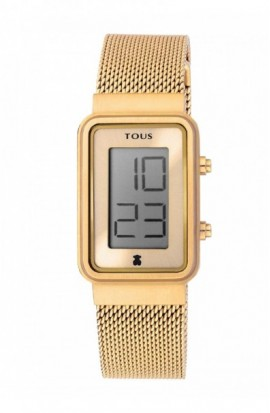 Rellotge Tous Digisquared Mesh 000351525
