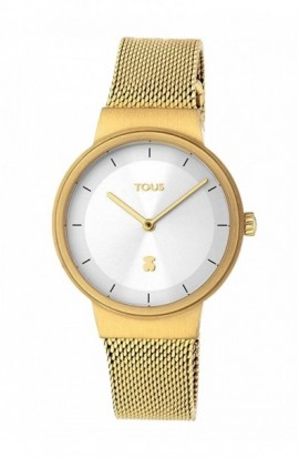 Watch Tous Rond Mesh 000351535