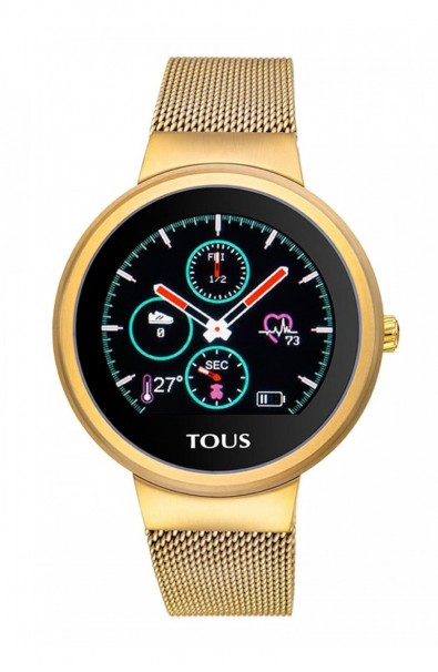 Rellotge Tous Rond Touch 000351645
