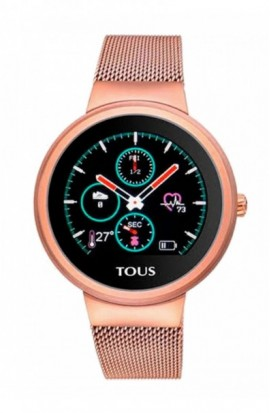 Rellotge Tous Rond Touch 000351650