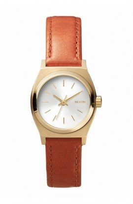 Rellotge Nixon Small Time Teller Leather A5091976