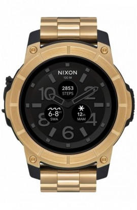 Watch Nixon Mission SS Gold A1216501