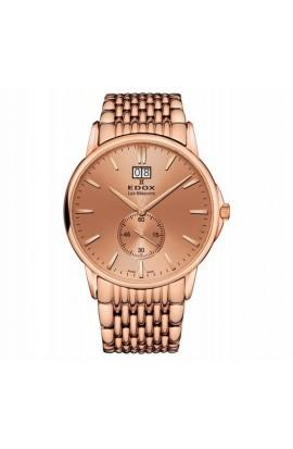 Reloj EDOX Les Bemonts 6401237RMROIR