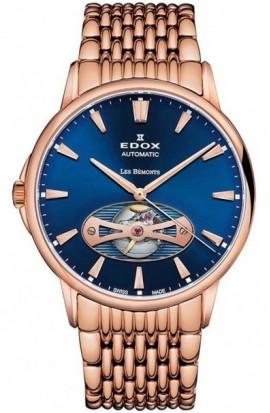 Reloj EDOX Les Bémonts 8502137RMBUIR
