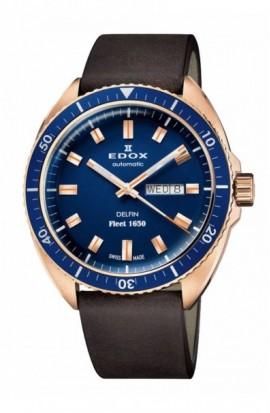 Rellotge Edox Delfin 88004BRZBUBUI