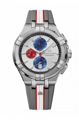 Maurice Lacroix Aikon Special Edition Mahindra Racing Watch  AI1018-TT031-130-2