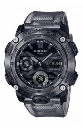 Casio G-Shock Skeleton Watch GA-2000SKE-8AER