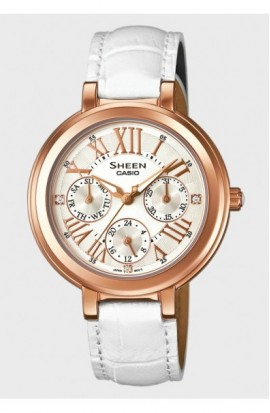 Watch CASIO SHEEN SHE-3034GL-7AUER