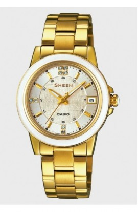 Watch CASIO SHEEN SHE-4512G-7AUER